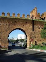 Rabat city walls/أسوار مدينة الرباط