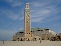 Hasan Mosque/مسجد الملك حسن