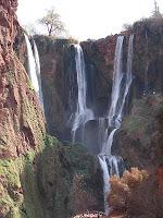 Ouzoud Waterfall/شلالات أزود