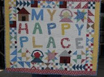 Nurse Carol's Happy Place Quilt