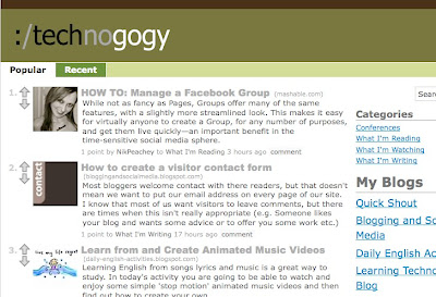 on blogging and social media how to create your own news portal