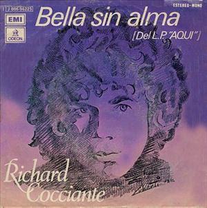 Caj n de sastre bella sin alma richard cocciante 1975 - Richard cocciante album coup de soleil ...