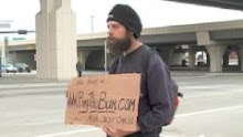 Daily WTF:  Internet Begging