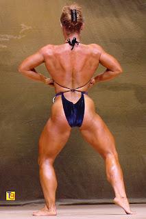 Lindas Mujeres Musculosas Culos De Acero