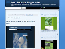 Deans Own Blogger Index (Click to visit)