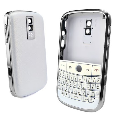 AT&T Release White BlackBerry Bold WELL, TO COMPLETE THE LOOK,