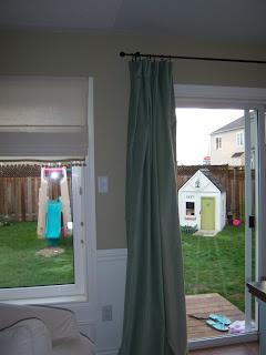 Window Treatments For Patio Doors