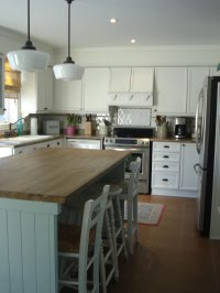 My old charming Kitchen