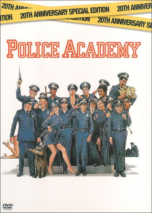 Loucademia de Policia Dublado – 1984