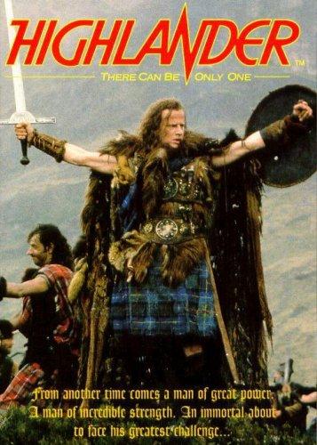 Highlander, o Guerreiro Imortal  Dublado 1986