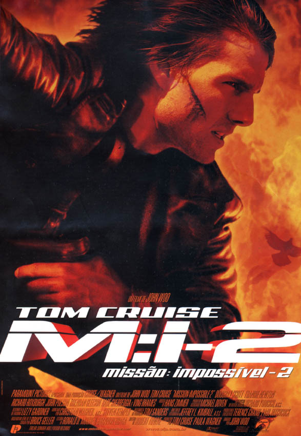 Missão: Impossível 2 Dublado (2000)