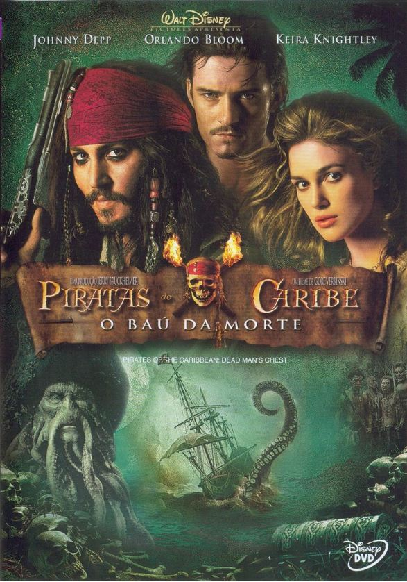 Piratas do Caribe: O Baú da Morte Dublado