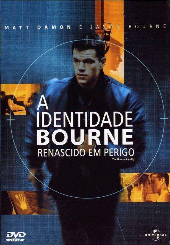 A Identidade Bourne 1 Dublado (2002)