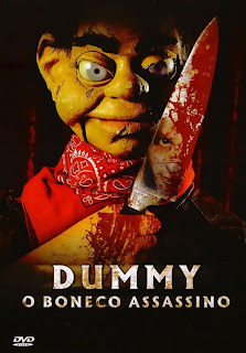 Filme Poster Dummy - O Boneco Assassino DVDRip XviD & RMVB Dublado
