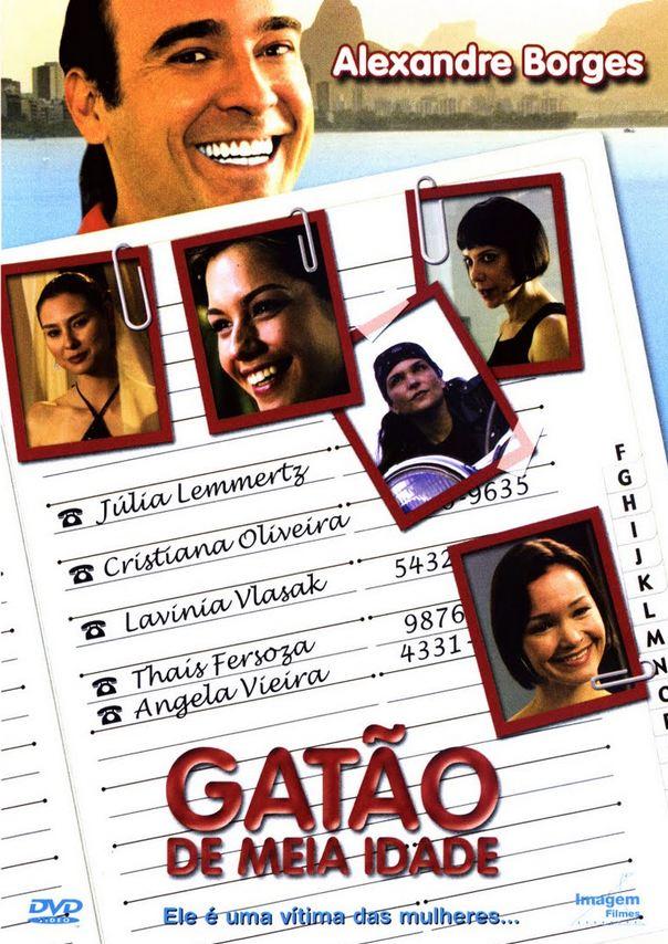 Filme Poster Gatão de Meia Idade DVDRip XviD & RMVB Nacional