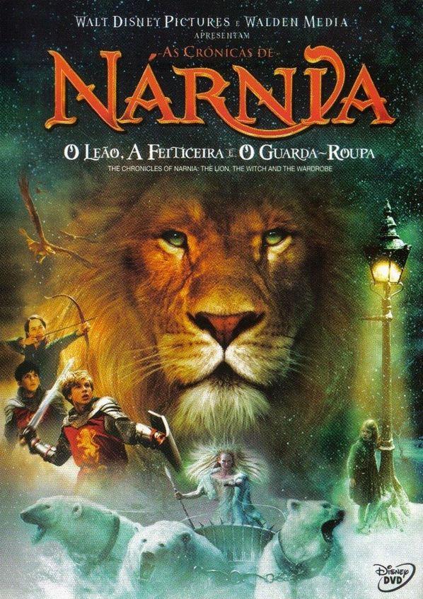 Baixar As Crônicas de Nárnia - O Leão a Feiticeira e o Guarda-Roupa Download Grátis