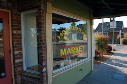 Store front at 202 N. Sequim Ave