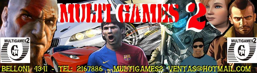 MULTI GAMES 2