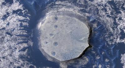 NASA Mars Orbiter