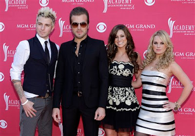 Gloriana – Top New Vocal Group