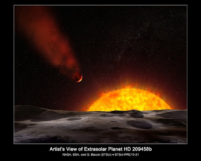NASA Finds Super-Hot Planet With Unique Comet-Like Tail