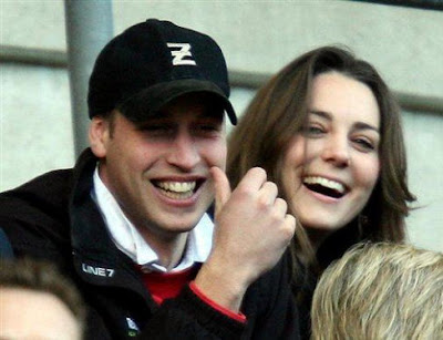 Prince William - Kate Middleton Engagement