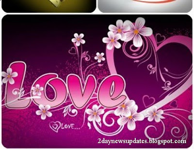 2011 Valentine Day Special Cards