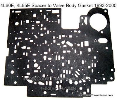 4l60 transmission parts