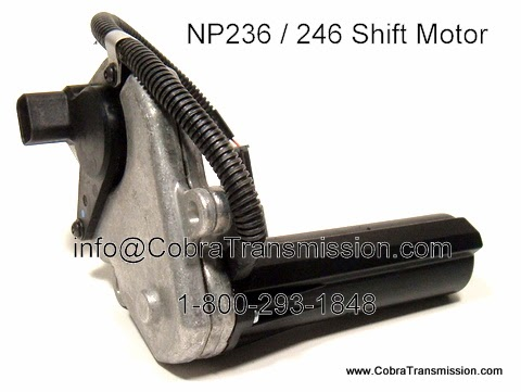 Np Shift Motor