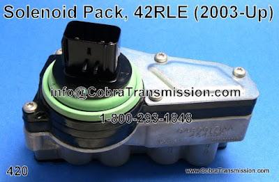 Cobra Transmission Parts 1 800 293 1848 42rle