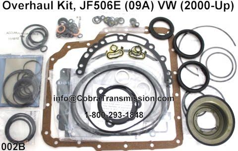 jatco jf506e transmission rebuild manual