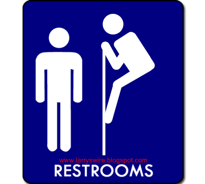 Senator sex bathroom bathroom gay