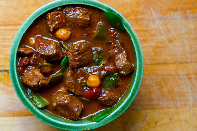Moroccan Spiced Lamb Soup