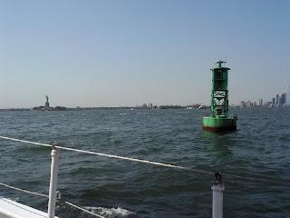 Sailing in NY…!
