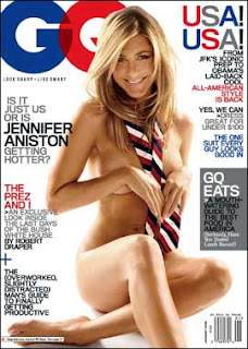Jennifer i GQ