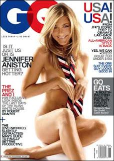 Jennifer i GQ