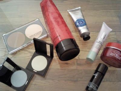 Dagens makeup køb.