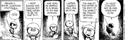 Non Sequitur Comic Strip Characters | RM.