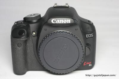 Gajetdijepun Acs SOLD Canon EOS Kiss X3 500D A331