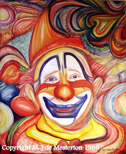 noodle fork advert pot Copyright New Clown Painting, York Mesterton J Radio de M 1986;