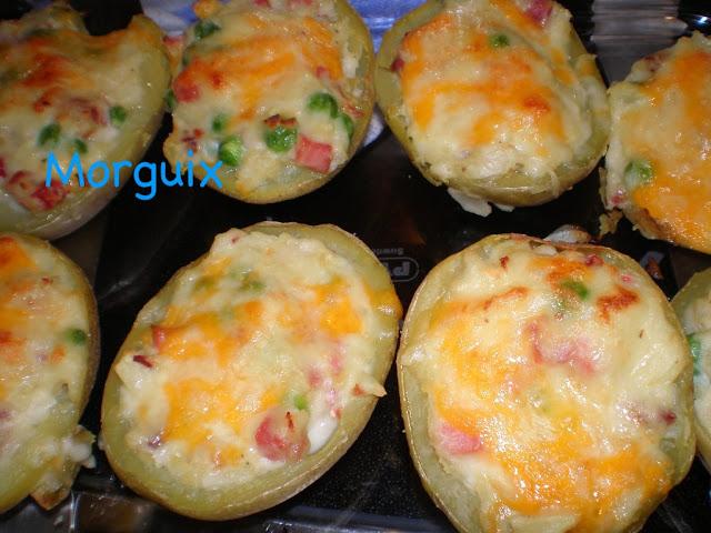 Patatas rellenas f ciles for Cocinar patatas rellenas