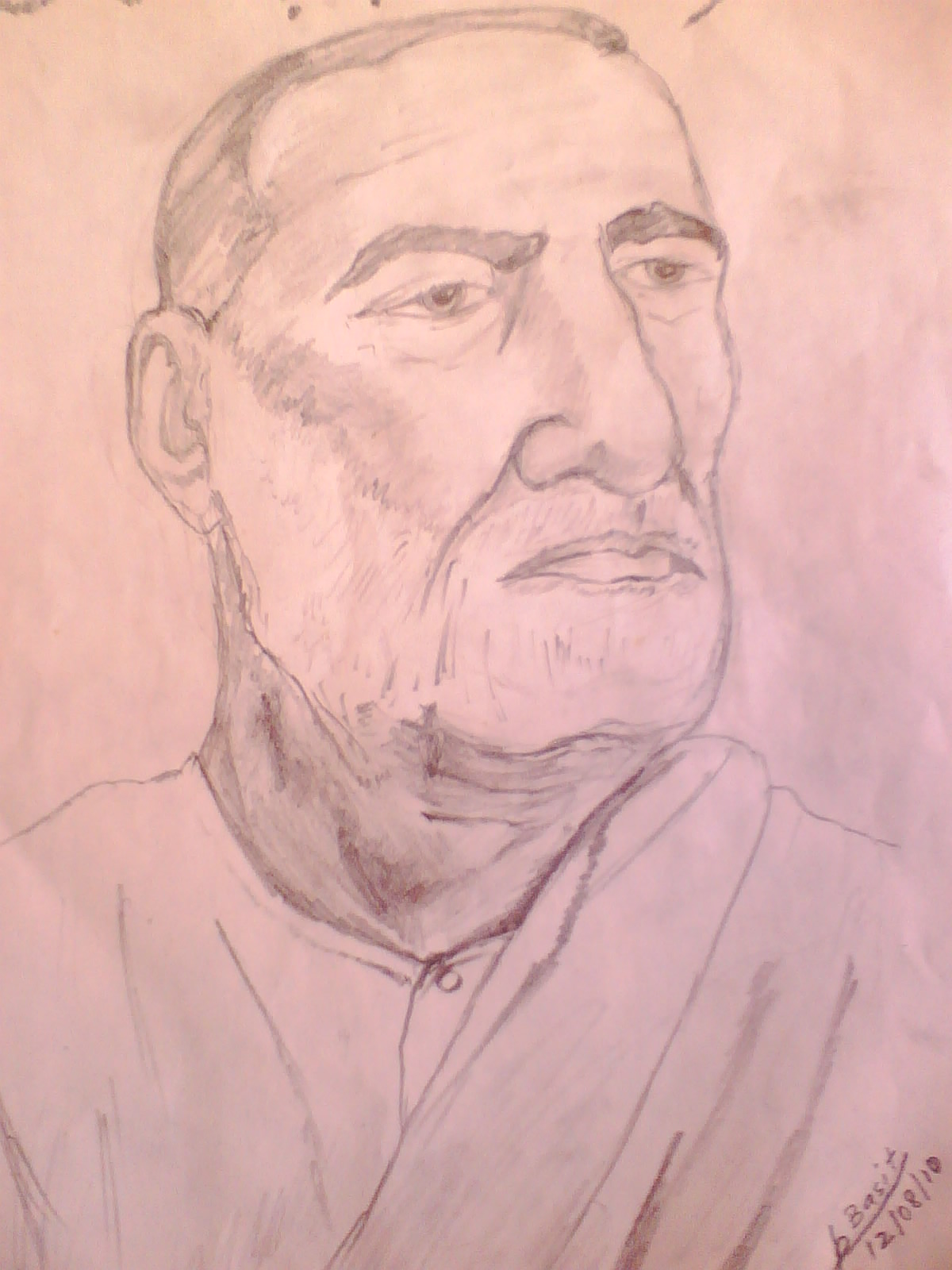 """Khan Abdul Ghaffar """"Baacha"""" Khan"""