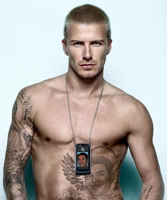 david beckham tattoos. wallpaper David Beckham Tattoo