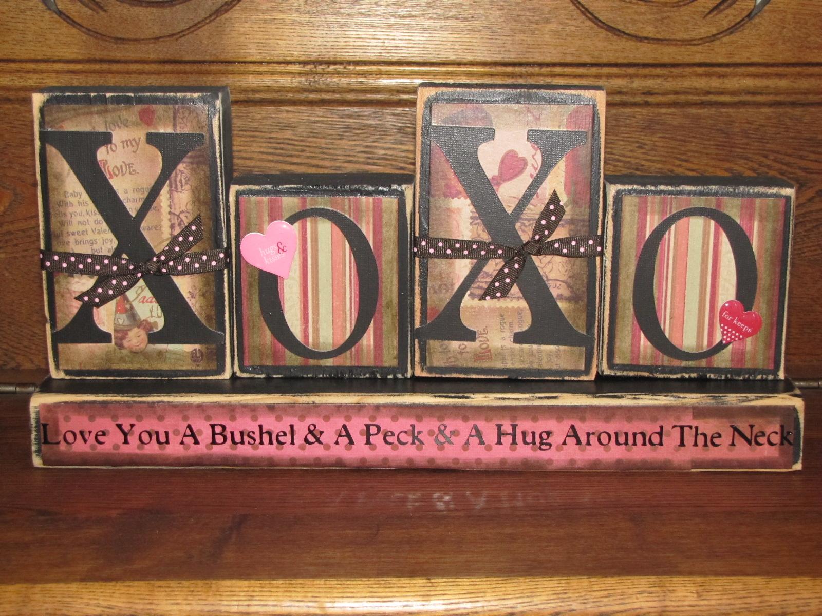 Punkin Seed Productions: XOXO-Love You A Bushel & a Peck & a Hug ...