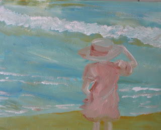 Schilderijen john is actief 3 nieuwe schilderijen for Schilderij zeezicht