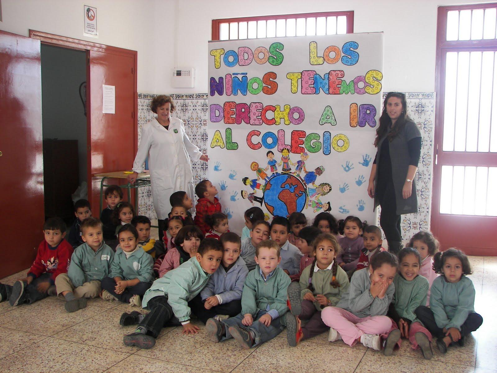 Ie melchor de jovellanos alhucemas aaee infantil con for Educacion exterior marruecos