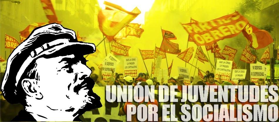 UNION DE JUVENTUDES POR EL SOCIALISMO