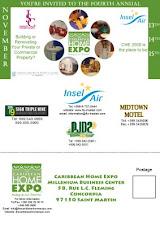 Brochure Feria en Saint Martin