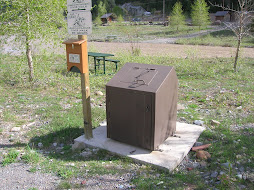 parks container in ouray