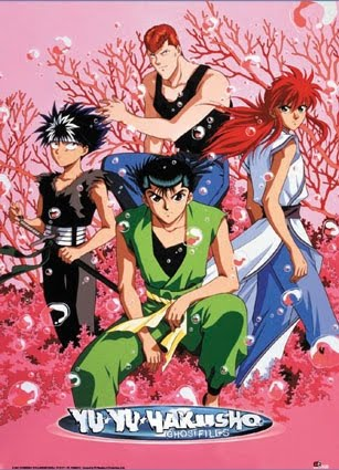 Ang Blog Natin Flame Of Recca Or Ghost Fighter